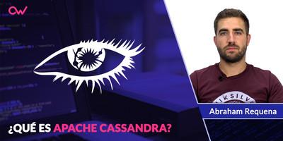 ¿Qué es Apache Cassandra?