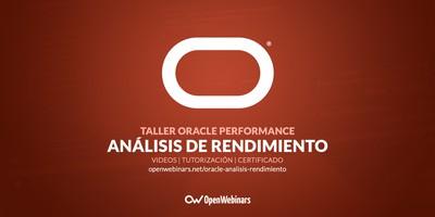 Oracle Performance: Introducción al análisis de rendimiento