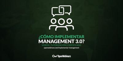 Cómo implementar Management 3.0