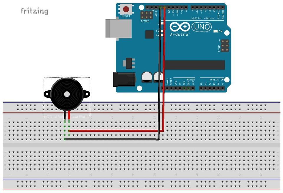 Imagen 0 en Tutorial Arduino: Sonidos con Arduino