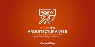 Curso de Arquitectura Web para SEO