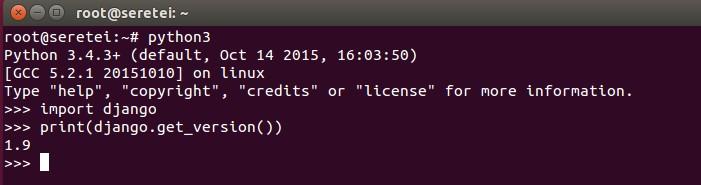 Imagen 6 en Cómo instalar Django 1.9 en Ubuntu 15.10