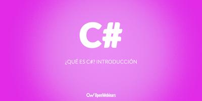 ¿Qué es C#? Introducción