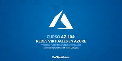 Curso AZ-104 Parte 4: Redes virtuales