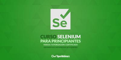 Curso de Selenium para principiantes
