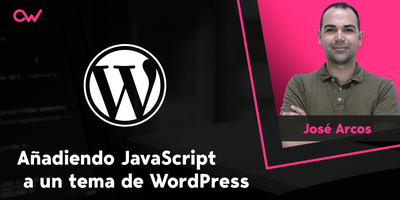Añadiendo JavaScript a un tema de WordPress