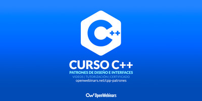 Curso de Patrones de diseño e interfaces en C++
