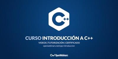 Curso de C++: Introducción