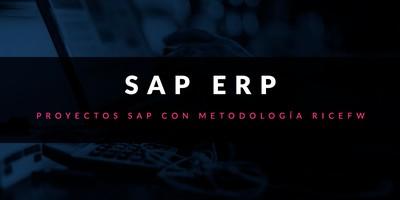 SAP ERP: Proyectos SAP con metodología RICEFW
