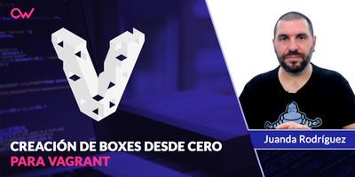 Cómo crear un Box en Vagrant