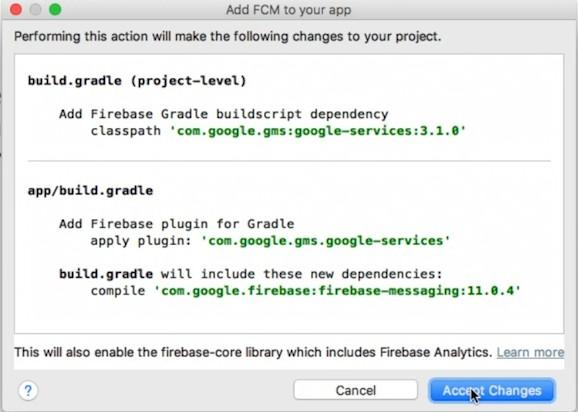 Añadir Firebase a nuestro proyecto