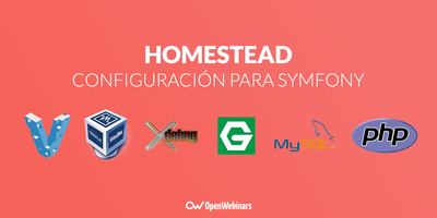 Cómo configurar Homestead para Symfony