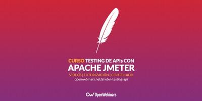 Curso de Testing de APIs con JMeter