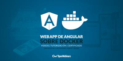 Cómo montar tu WebApp de Angular en Docker