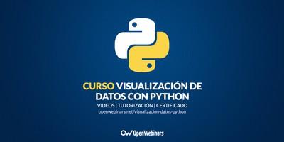 Curso de Visualización de datos con Python