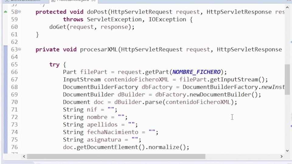 Imagen 3 en Cómo leer un fichero XML en Java