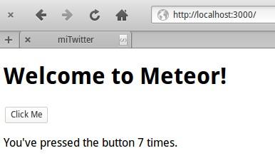 proyecto meteor