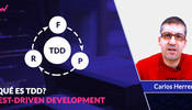Qué es TDD:  Test-driven development