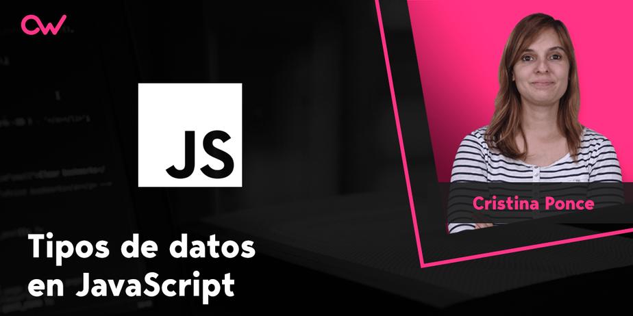 Tipos de datos en JavaScript