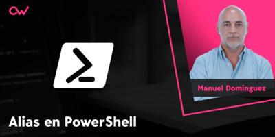 Cómo crear alias en Powershell