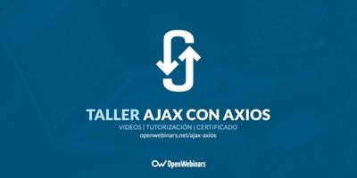 Ajax con Axios