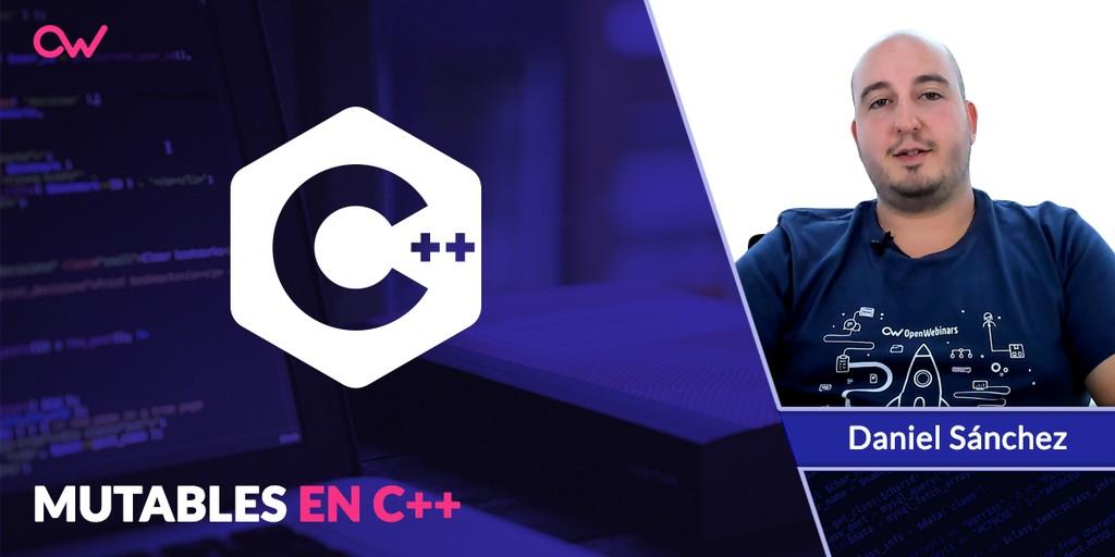 Uso de mutables en C++