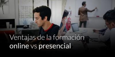 Formación online vs presencial: 8 claves para decidirte