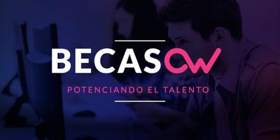 BecasOW, potenciando el talento