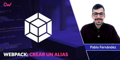 Webpack: Crear un alias