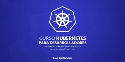 Curso de Kubernetes para desarrolladores