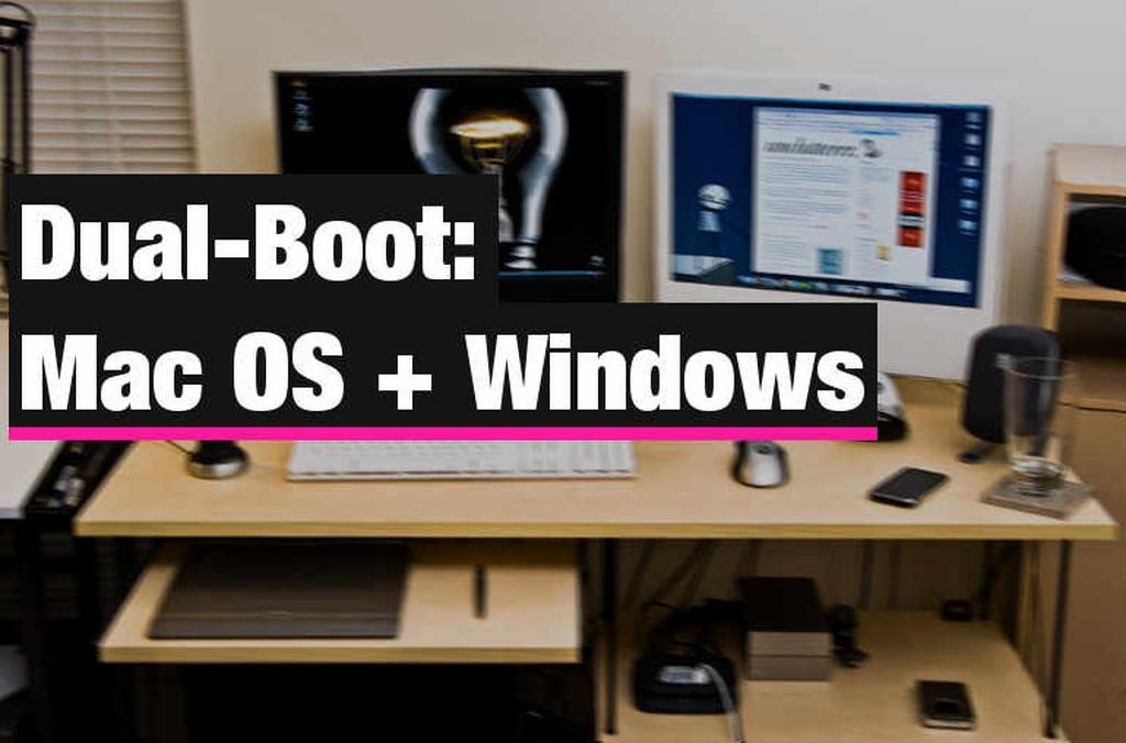Dual-Boot: Mac OS + Windows