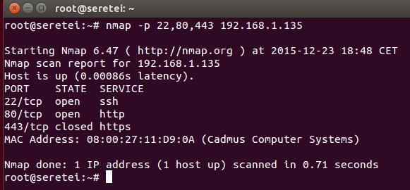 Imagen 20 en Nmap, uso básico para rastreo de puertos
