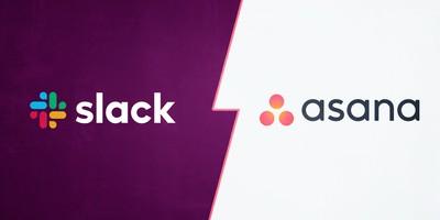 Slack vs Asana: Comparativa