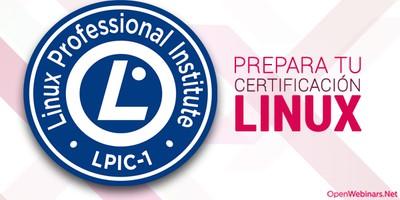 Curso de Linux examen 101 de LPIC-1 (Versión 2016)