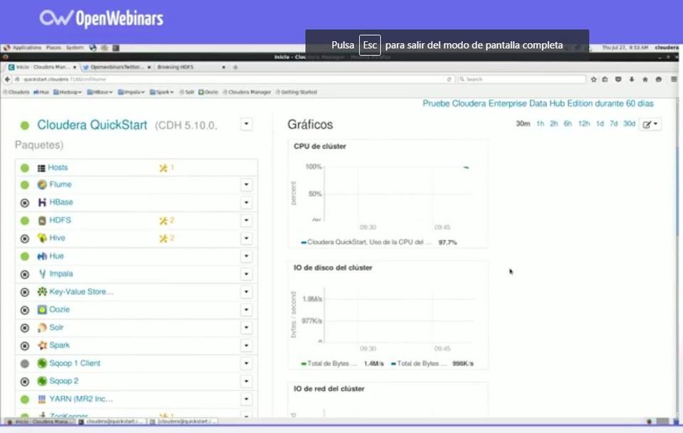 Imagen 0 en Recopilando tweets en tiempo real con Hadoop