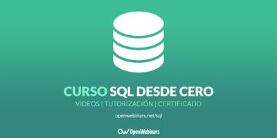 Curso de SQL desde Cero
