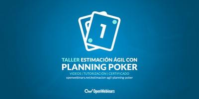Estimación ágil con Planning Poker