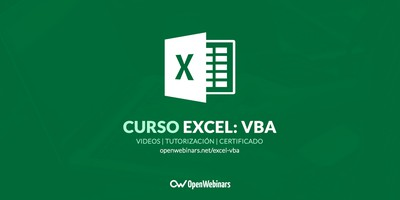 Curso de Excel: VBA