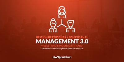 Gestión de personas y equipos en el Management 3.0