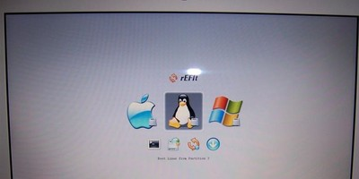 Dual-Boot: Mac OS + Linux