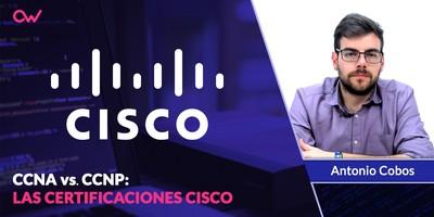 CCNA vs CCNP: Las certificaciones Cisco