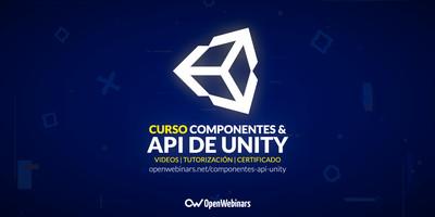 Curso de componentes y API de Unity