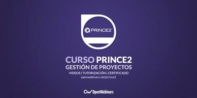 Curso de gestión de proyectos basados en PRINCE2