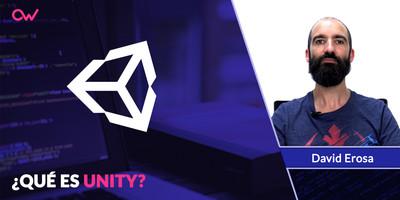 ¿Qué es Unity?