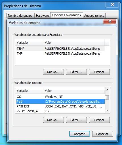 Imagen 5 en Instalación de Phonegap en Windows