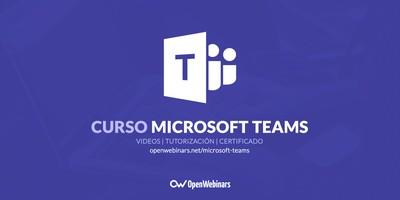 Curso de Microsoft Teams