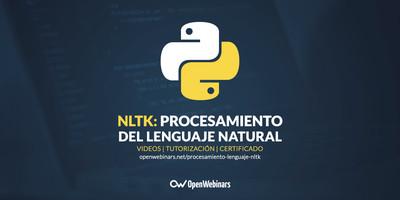 Procesamiento del lenguaje natural con NLTK