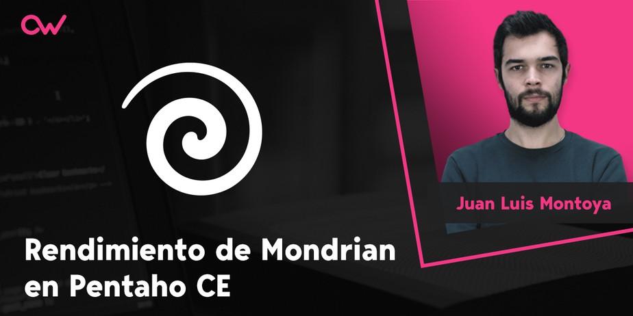 Rendimiento de Mondrian en Pentaho
