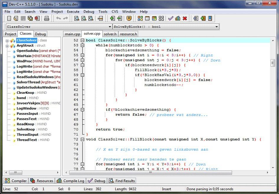 Imagen 0 en Principales IDEs, editores de texto y compiladores para C++