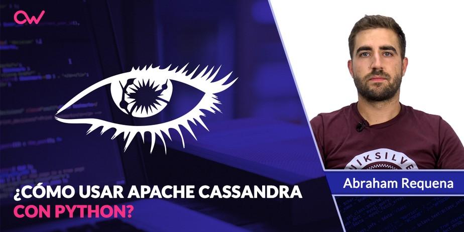 Cómo usar Apache Cassandra con Python